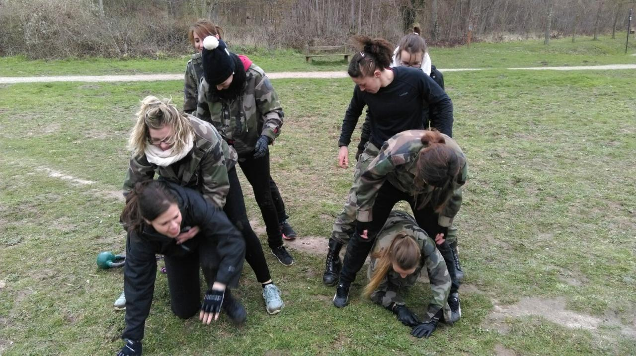 Boot Camp EVJF Hamidi