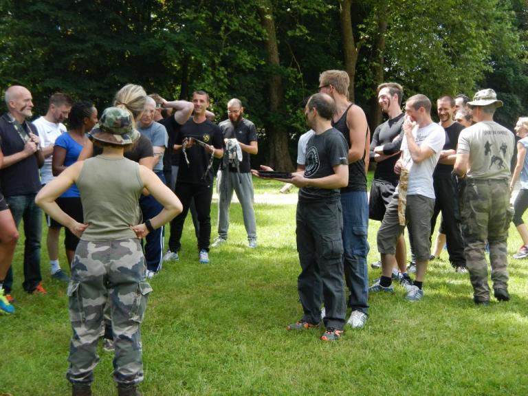 boot camp 16 juin