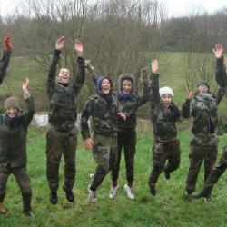 EVJF Boot Camp France