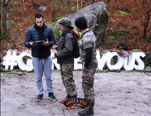Service militaire Bootcampiades by Boot Camp France
