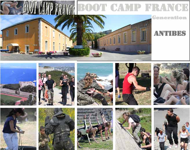 Stage Boot camp France