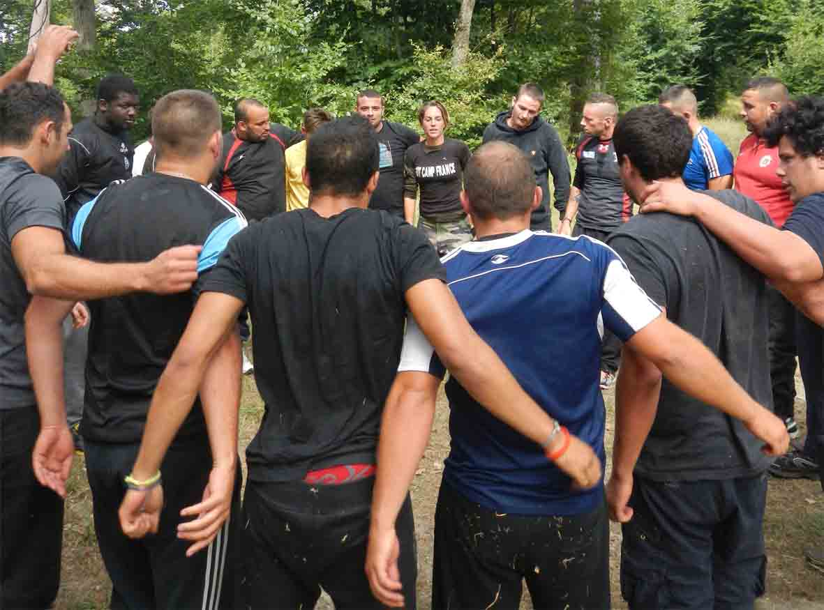 COHESION SPORTIVE Boot Camp France